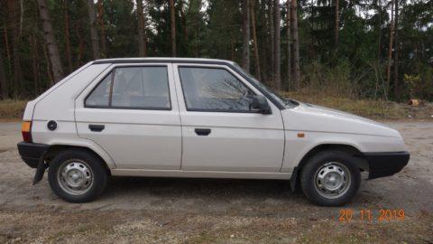Škoda Favorit 135 LS
